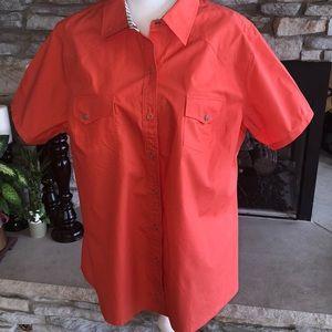 Dickies Coral Shirt